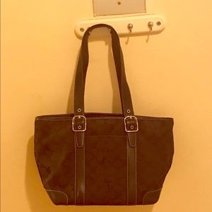 OFFERS ??? Vintage Coach tote